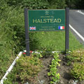 Previous: Halstead Sign